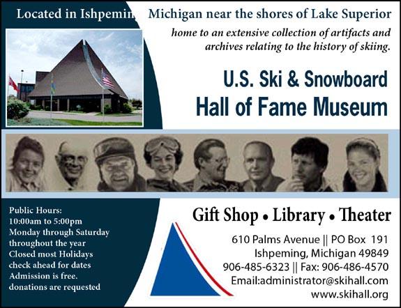 US National Ski Hall Of Fame