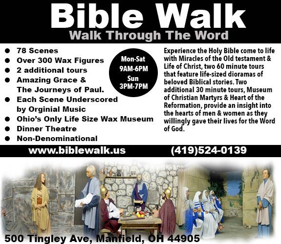 Bible Walk