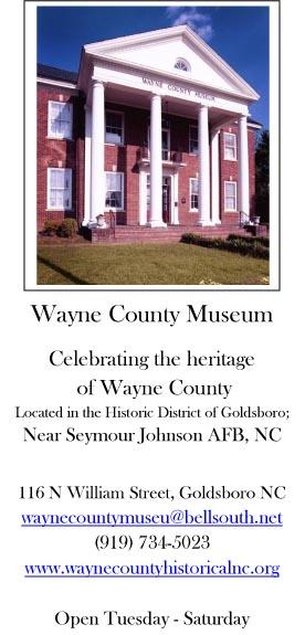 Wayne County Museum