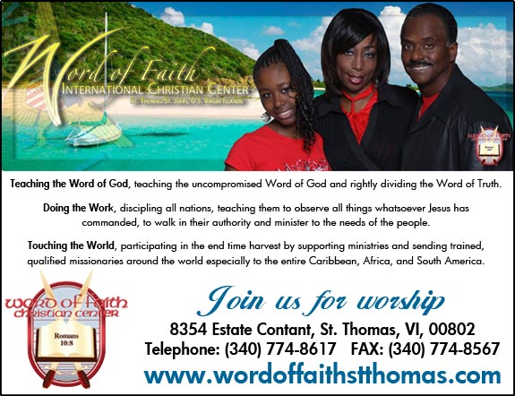 Word of Faith International Christian Center
