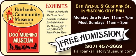 Fairbanks Community Museum