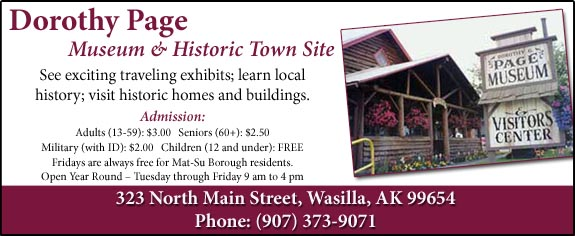 Dorothy Page Museum & Historic Town Site