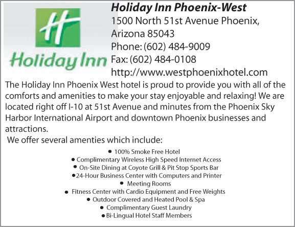 Holiday Inn Phoenix-West