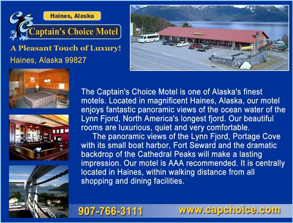 Captains Choise Motel