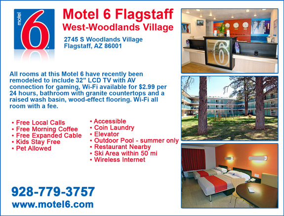 Motel 6 Flagstaff