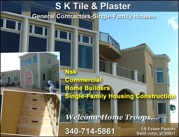 S K Tile & Plaster