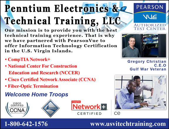 Penntium Electronics & Technical Training, LLC