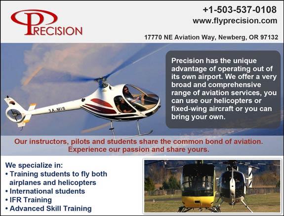 Precision Flight Training