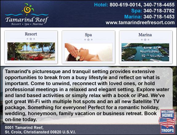 Tamarind Reef Resort