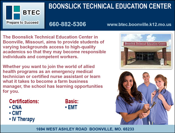 Boonslick Technical Educational Center