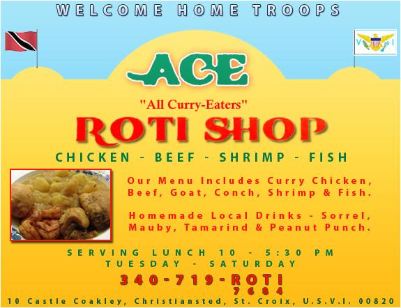 Ace Roti Shop