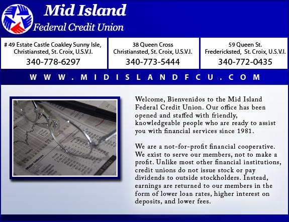 Mid Island FCU