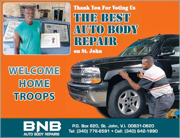 B & B Auto  Body Repair