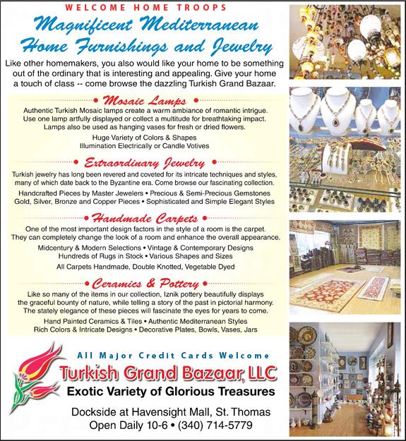 Turkish Grand Bazaar, LLC