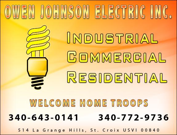 Owen Johnson Electric