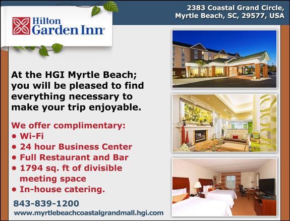 hilton garden inn myrtle beach airport - Hilton Garden Inn Myrtle Beach
