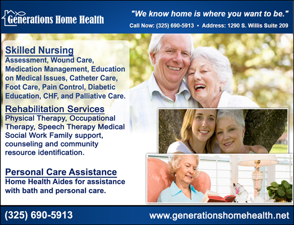 Generations Home Health