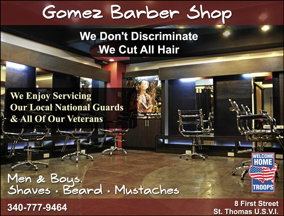 Gomez Barber Shop