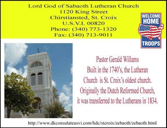 Lord God of Sabaoth Lutheran Church