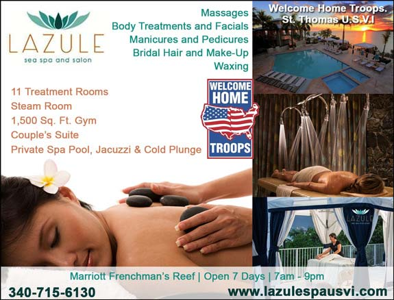 Lazule Sea Spa & Salon