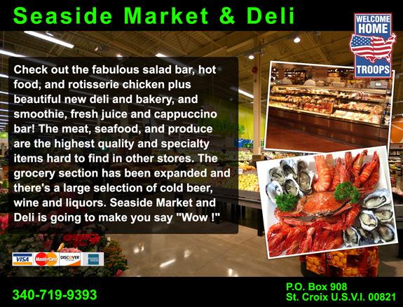 Seaside Market and Deli