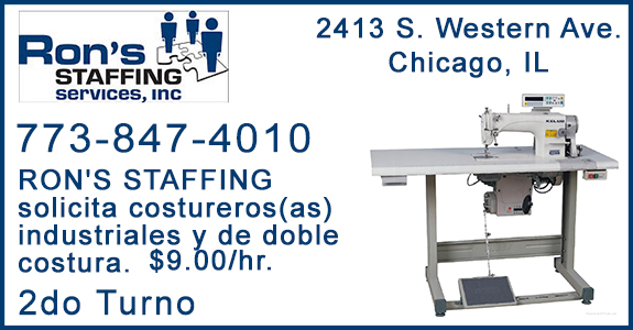 Ron\'s Staffing Inc