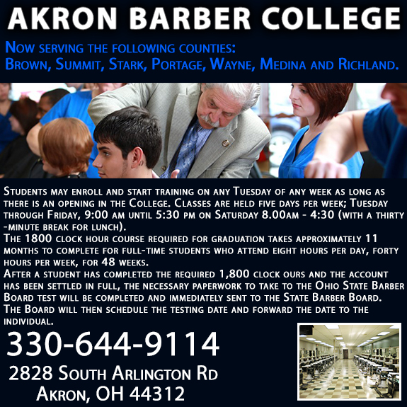 Akron Barber College