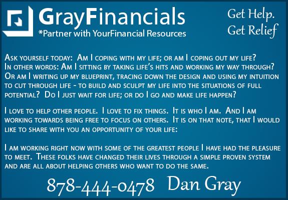 Gray Financials