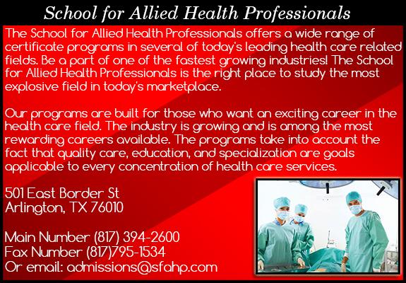 Veteran\'s View - Medical Training - Arlington, Texas