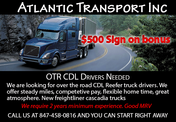 Atlantic Transportation Inc.