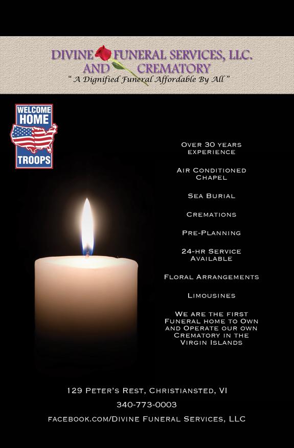 Divine Funeral Services LLC