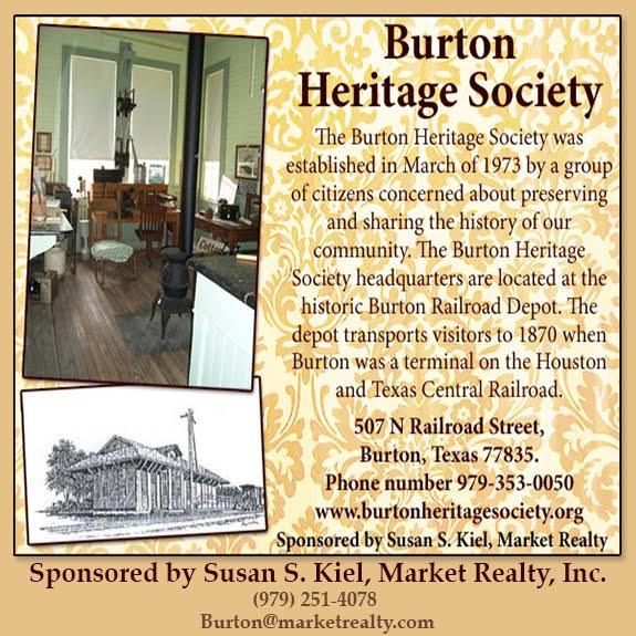 Burton Heritage Society