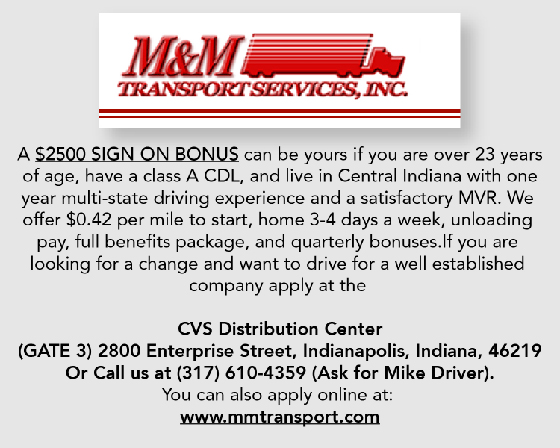 M and M Transport
