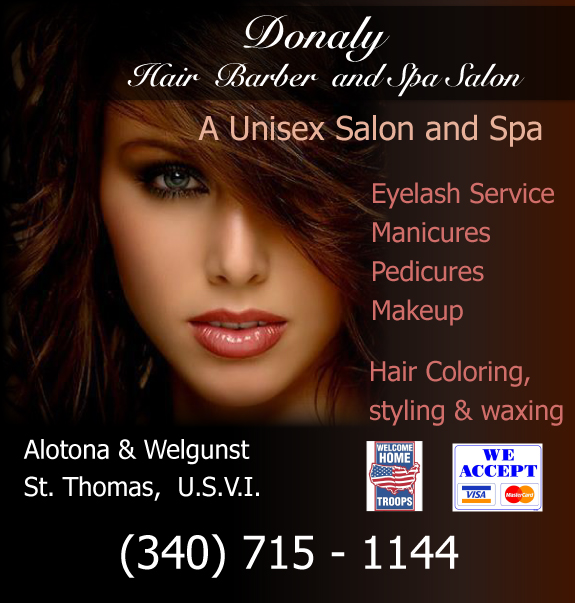 Donaly Hair Barber and Spa Salon