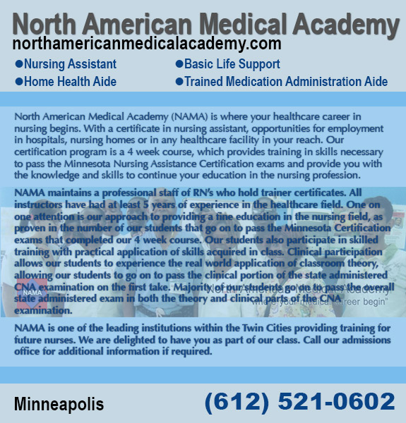 North American Medical Academy