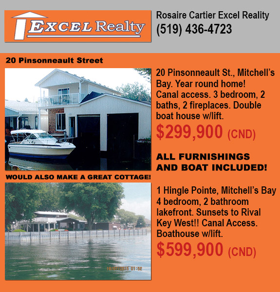 Rosaire Cartier Excel Realty