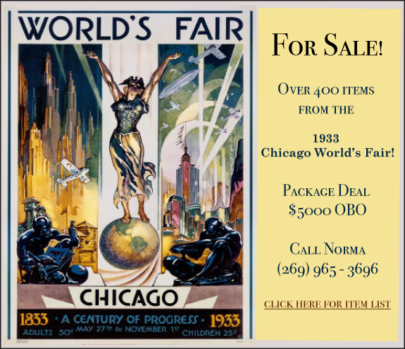 World's Fair by Norma