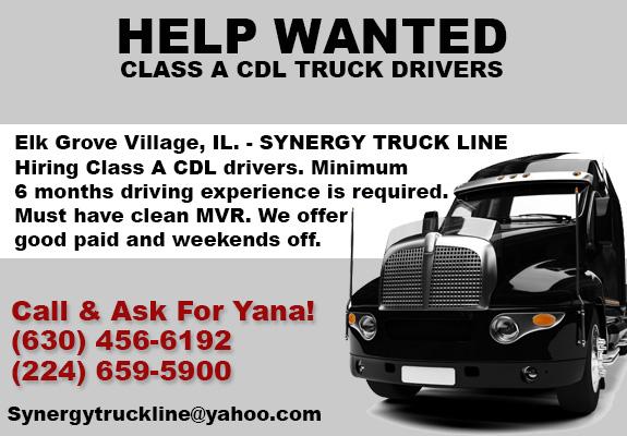 Synergy Truck Line