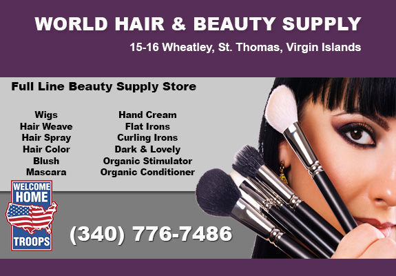 World Hair & Beauty Supply