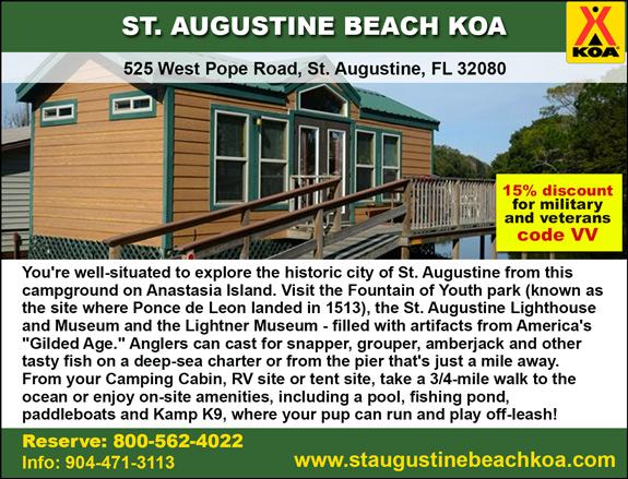 St. Augustine KOA