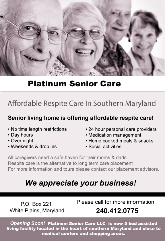 Platinum Senior Care