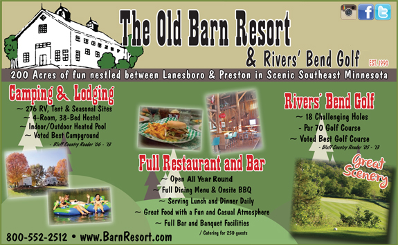 The Old Barn Resort