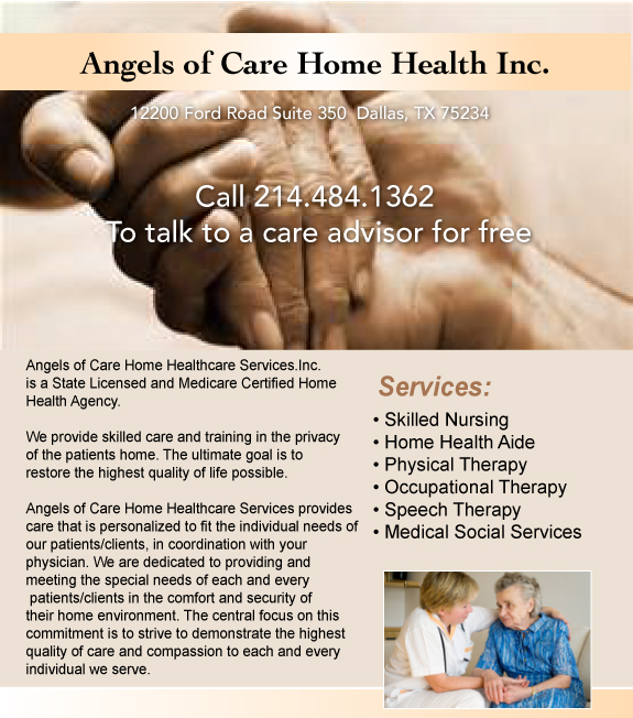 Angels of Care Home Health Inc.