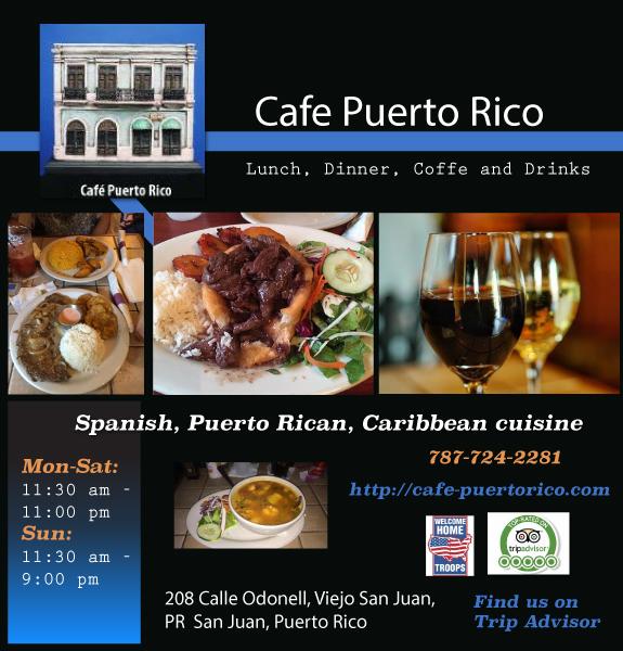Cafe Puerto Rico