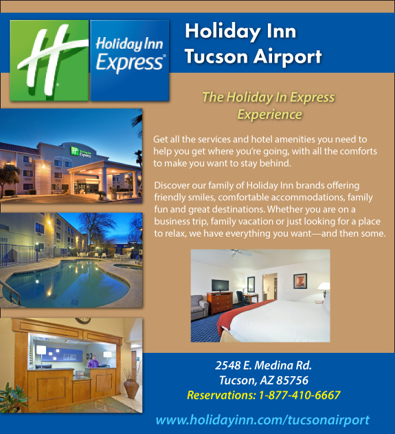 Holiday Inn Express - Tucson Airport