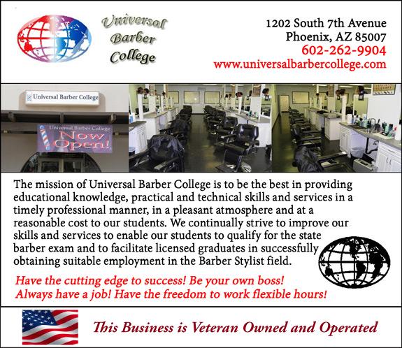 Universal Barber College