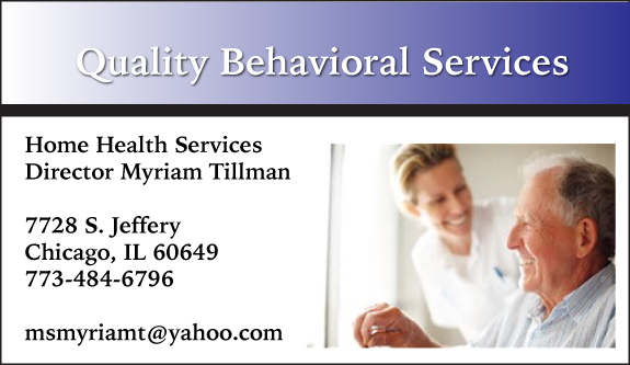 Quality Behavioral Service