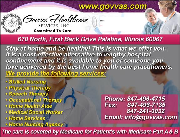 Govvas Healthcare Services