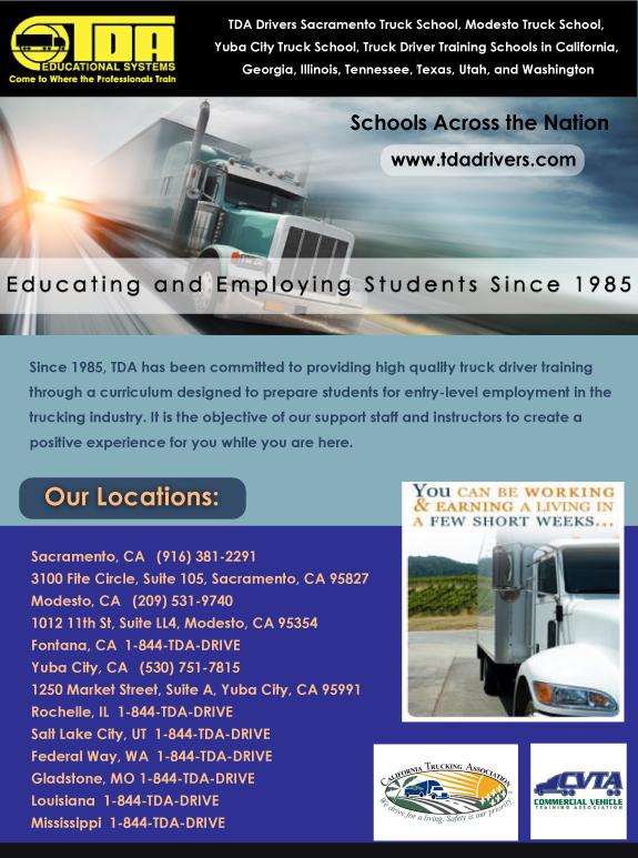 Truck Driving Academy