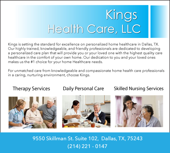 Kings Health Care LLC